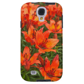Tiger Lily III Galaxy S4 Case