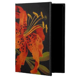 Tiger Lily iPad Air Case