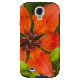 Tiger Lily IV Galaxy S4 Case