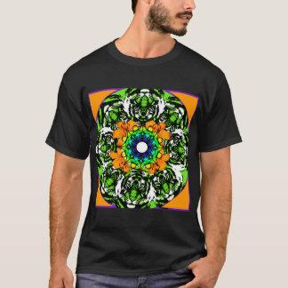 Tiger Lily Mandala T-shirt