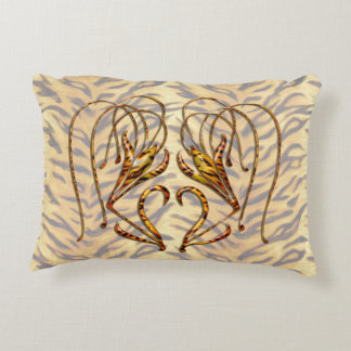 Tiger Lily Accent Pillow