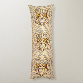 Tiger Lily Body Pillow