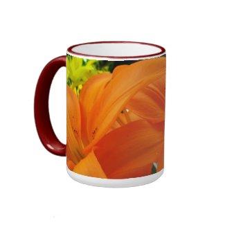 Tiger Lily Mug mug
