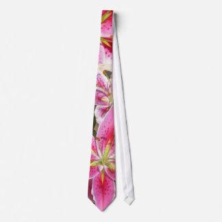 Tiger Lily Necktie