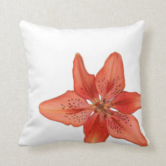 Tiger Lily Painting Pillows