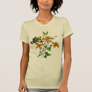 Tiger Lily Scoop Neck T-Shirt
