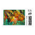 Tiger Lily , Stamp
