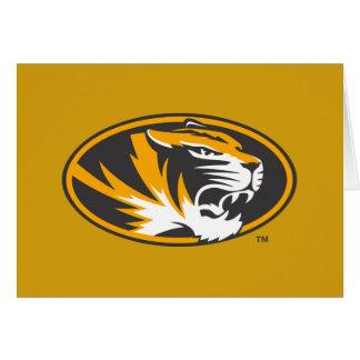 Tiger Logo Cards