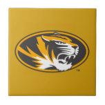 Tiger Logo Ceramic Tile