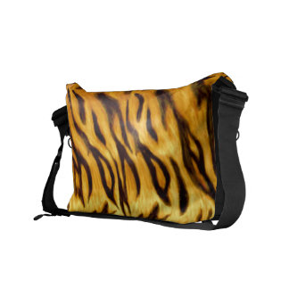 Tiger Look Urban messenger  Rickshaw Bag Messenger Bags