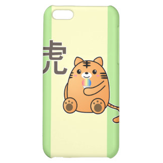 Tiger Love Kanji Case For iPhone 5C
