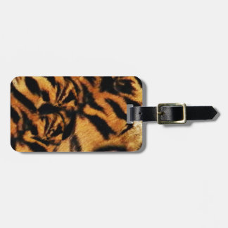 Tiger Love_ Luggage Tag