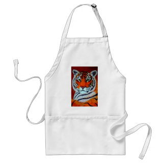 Tiger lovers aprons