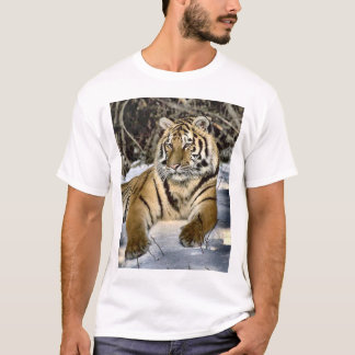 Tiger Lovers Art Gifts T-Shirt