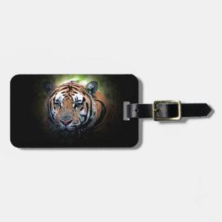 Tiger Travel Bag Tags