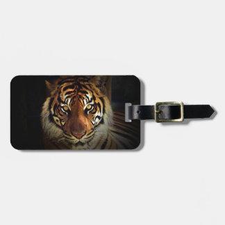Tiger Luggage Tags