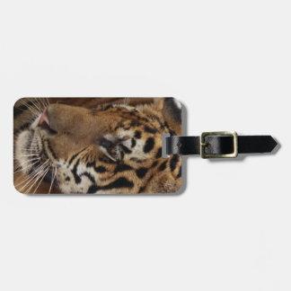 Tiger Luggage Tag - 2