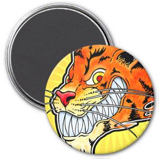 Tiger Magnet – Grin