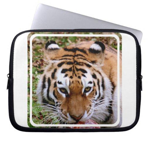 Tiger Markings  Notebook Sleeve Laptop Computer Sleeves