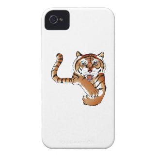 TIGER MASCOT iPhone 4 Case-Mate CASE
