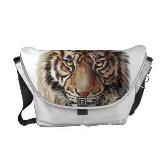 """""""Tiger"""" Messenger Bag"""
