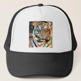 Tiger Mod Trucker Hat