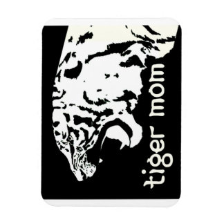 Tiger Mom Magnet (Tae Kwon Do Mom)