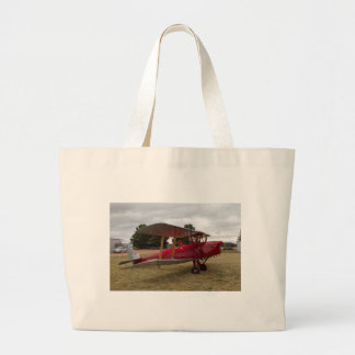 Tiger Moth 80Th Anniversary Fly-in Canvas Bags
