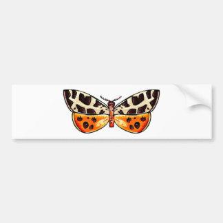 Tiger Moth Bumper Stickers