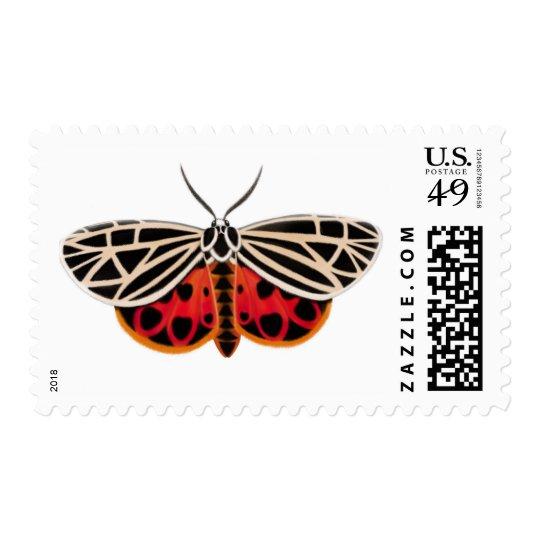 Tiger Moth Postage
