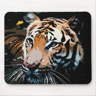 Tiger Mouse Pad