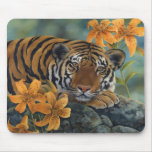 Tiger Mousemat Mouse Pad