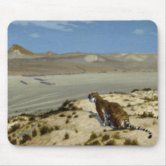 Tiger Mousepads