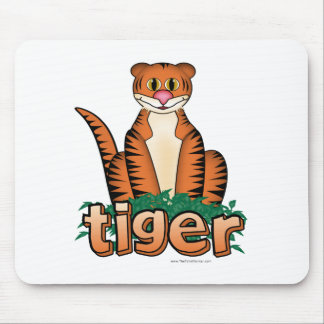 TIGER! MOUSE PAD
