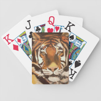 TIGER MUGSY BICYCLE PLAYING CARDS