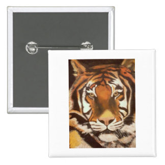 TIGER MUGSY PINBACK BUTTONS