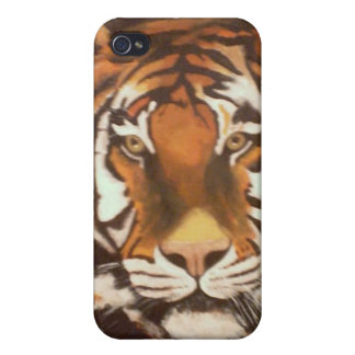 TIGER MUGSY COVERS FOR iPhone 4