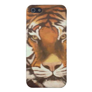 TIGER MUGSY iPhone 5 CASE