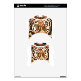TIGER MUGSY XBOX 360 CONTROLLER DECAL