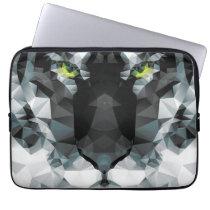 Tiger Neoprene Laptop Sleeve 13 inch