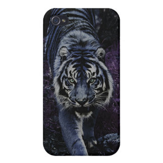 Tiger Night Stalker iPhone Case Cover