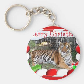 Tiger Nini-c-150 copy Keychain
