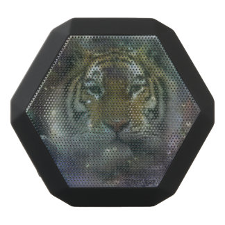 Tiger - Not Just Another Kitty Cat Black Bluetooth Speaker