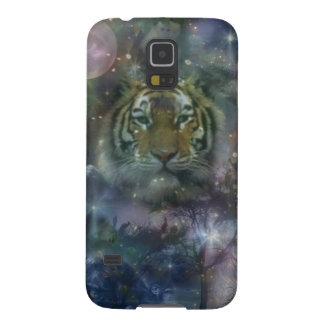 Tiger - Not Just Another Kitty Cat Case For Galaxy S5