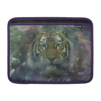 Tiger - Not Just Another Kitty Cat Sleeves For MacBook Air