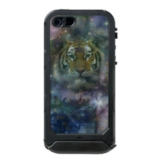 Tiger - Not Just Another Kitty Cat Waterproof Case For iPhone SE/5/5s