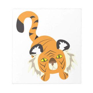 Tiger Memo Pads