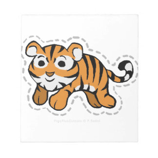 TIGER NOTE PADS