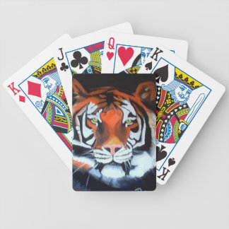 TIGER oil - Raine.JPG Bicycle Playing Cards