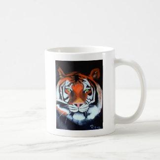 TIGER oil - Raine.JPG Classic White Coffee Mug